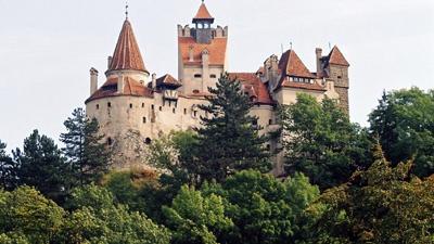 castelul lui dracula bran