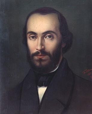 imagine Nicolae Balcescu de Gheorghe Tattarescu