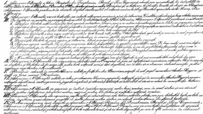 rezolutia adunarea nationala de la alba iulia 1 decembrie 1918