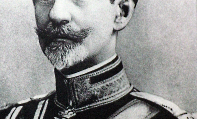imagine cu maresalul alexandru averescu