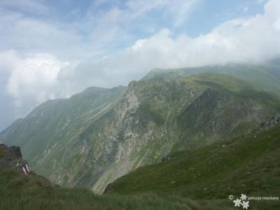 peisaj muntii fagaras