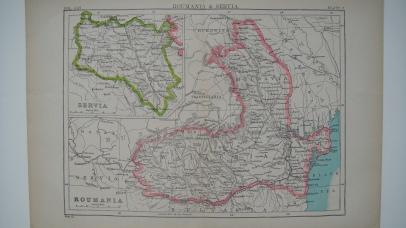 1891 Romania Serbia