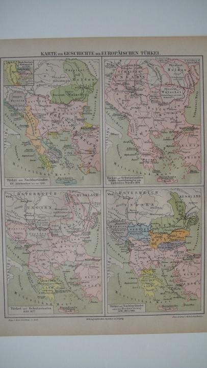 T in Eu 1400-1885