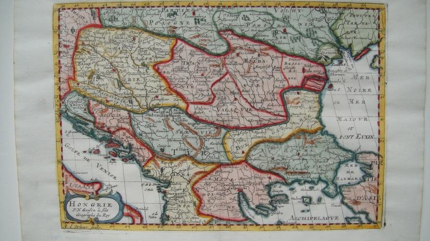 TR Sanson 1683