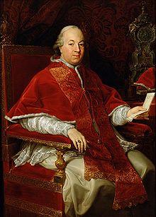 papa pius al VI lea