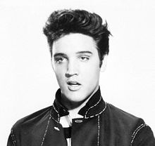 Elvis Presley king of Rock and roll