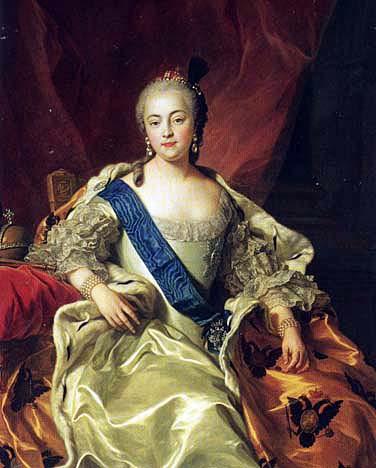 elisabeth Petrovna