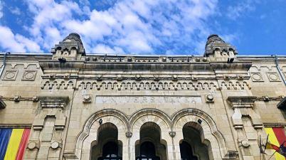 """Universitatea """"Dunarea de Jos"""" din Galati"""