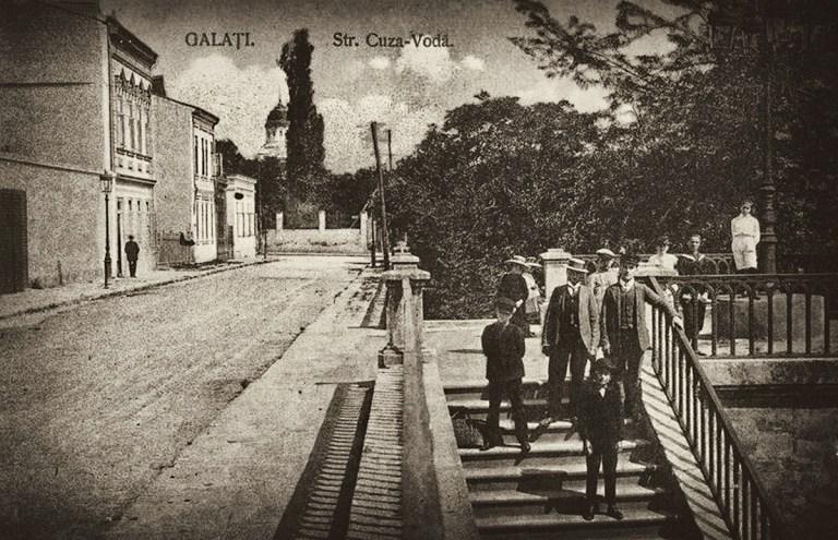 Galatiul-vechi-Strada-Cuza-voda-Treptele-Moruzi