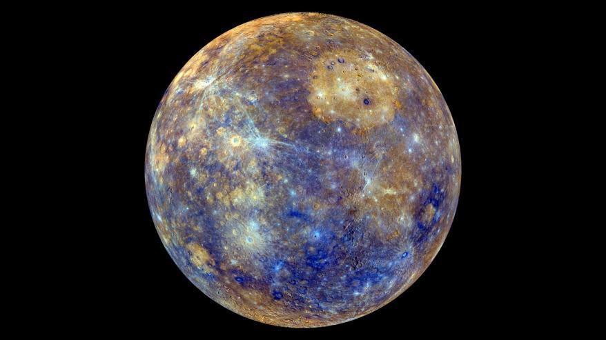 planeta mercur sistemul solar