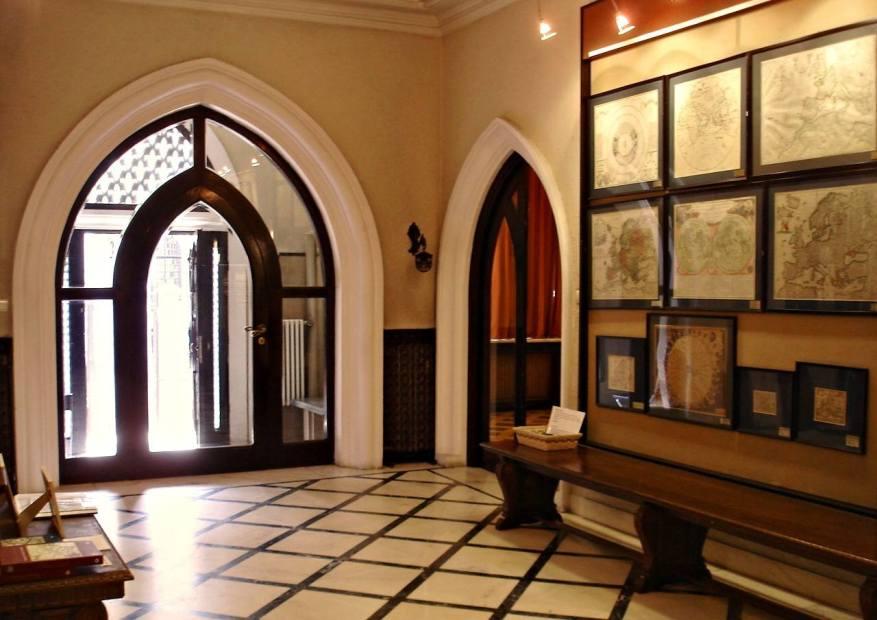 Muzeul-National-al-Hartilor-si-Cartii-Vechi-