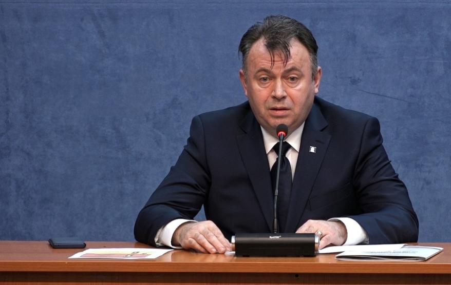 nelu tataru ministrul sanatatii