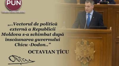octavin ticu politica externa si imprumutul rus