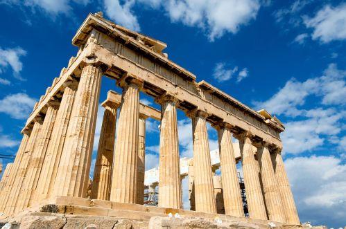 grecia acropole