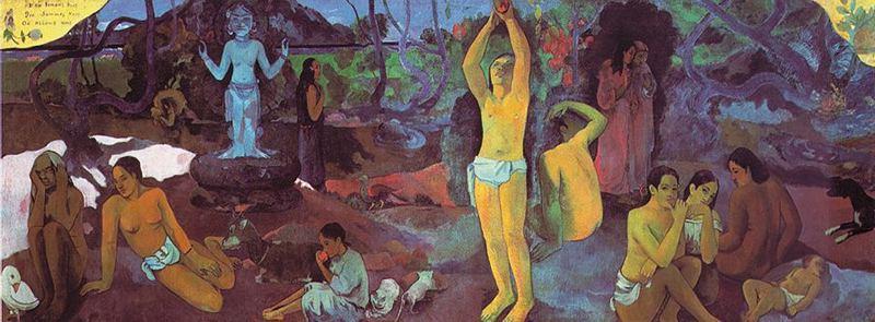 Gauguin_Da_dove_veniamo