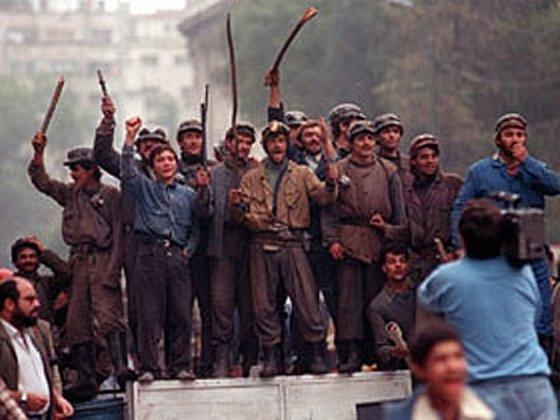 mineriada-1990