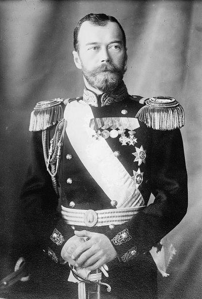 Nicholas II of Rusia
