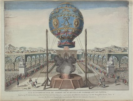 Montgolfiere_1783