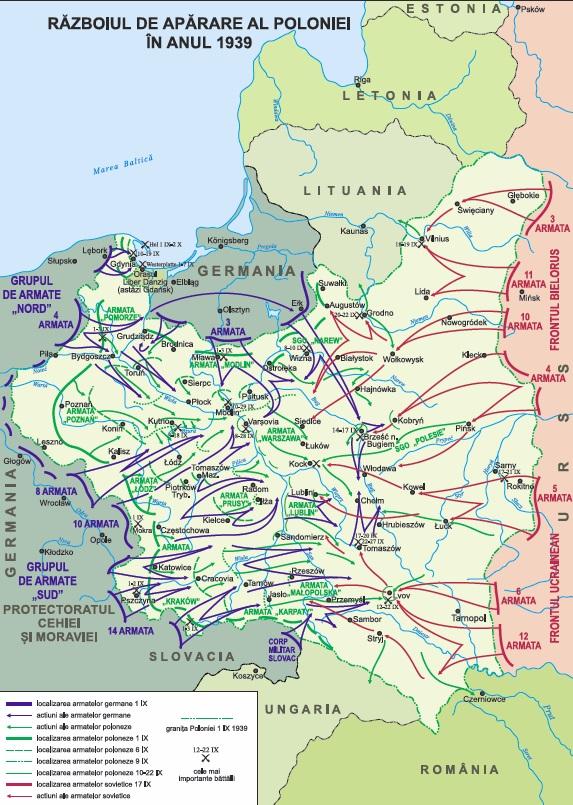 polonia al doilea razboi mondial